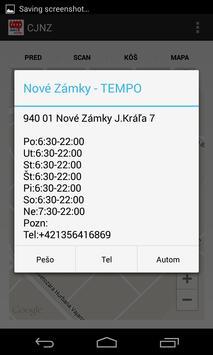 COOP Jednota Nové Zámky s.d. apk screenshot