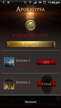 Apokalypsa CZ apk screenshot
