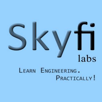 Skyfi Labs Registration poster