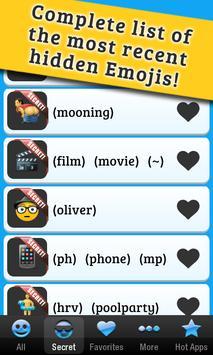 Secret Emoticons for Skype poster