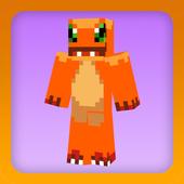 Skins for minecraft - Pixelmon icon