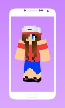 Skins for minecraft - Pixelmon apk screenshot
