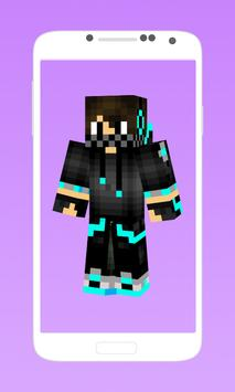 PvP skins for minecraft pe poster