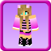Cat skins for minecraft pe icon