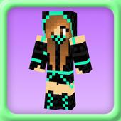 Ninja skins for minecraft icon
