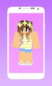Skins cute baby girl poster