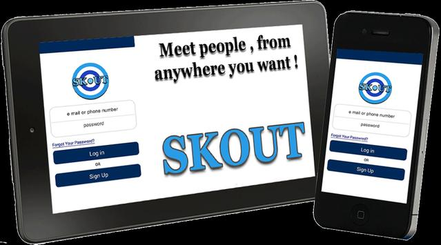 guide for Skout poster