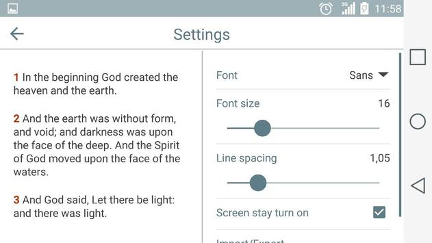 Morning and Evening Devotional apk screenshot