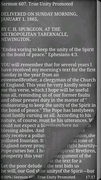 Spurgeon's Sermons Part2 apk screenshot