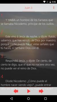 Spanish Bible - Free Audio apk screenshot