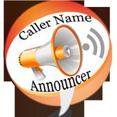 Speak Caller Name: Announcer ♫ icon