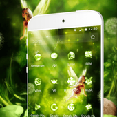 Green Forest Fairy icon