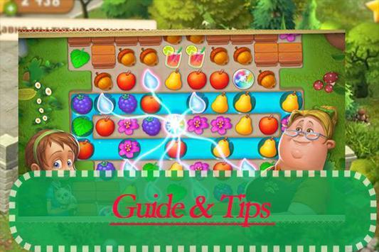 Tips Gardenscapes-New Acres apk screenshot