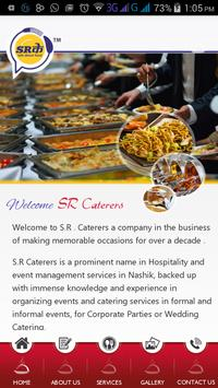 S R Caterers poster