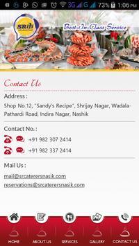 S R Caterers apk screenshot