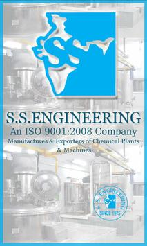 SS Engineering Chemical Plants poster