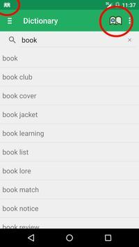 SB English Chinese Dictionary apk screenshot
