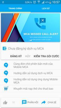 MCA poster