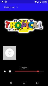 Radio Tropical poster