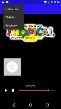 Radio Tropical apk screenshot