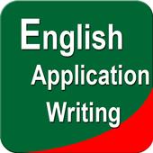 English Application Writing icon