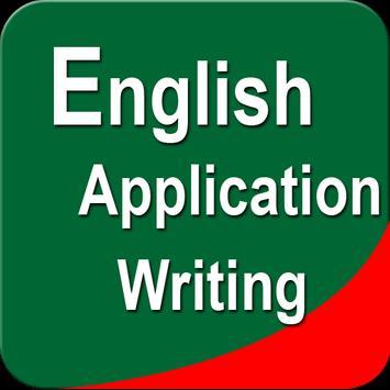 English Application Writing apk screenshot