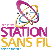 Station Sans Fil icon