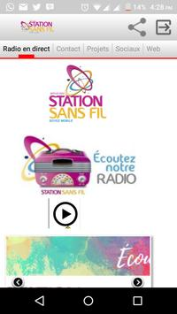 Station Sans Fil apk screenshot