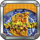 African Omelette Recipe icon