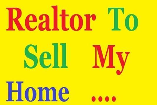 Realtor To Sell My Home poster