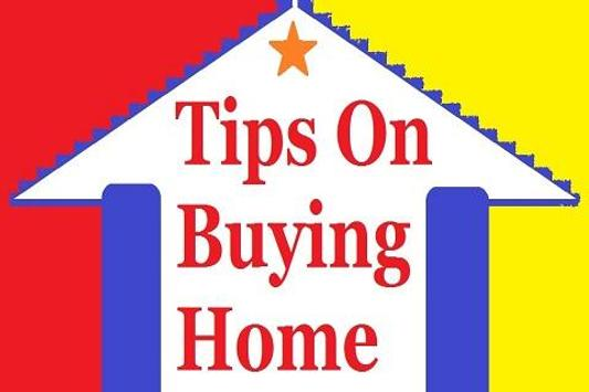 Tips On Buying A Home poster