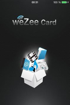 WeZee Card by Storex apk screenshot