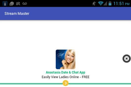 Stream Master apk screenshot