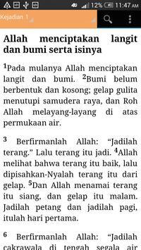 ALKITAB (Indonesian) poster