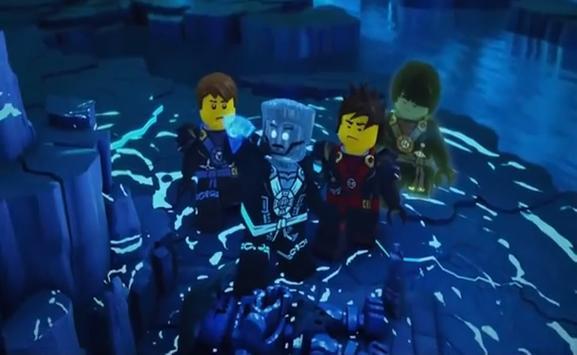 TIP LEGO NINJAGO WUCRU GRAVITY apk screenshot