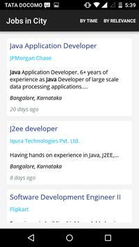 Off campus Placements & Jobs apk screenshot