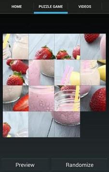 Smoothie Recipe At Home apk screenshot
