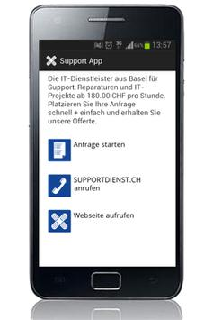 Support App poster