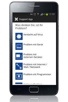 Support App apk screenshot