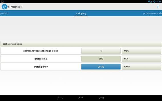 SI Winemaking apk screenshot