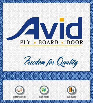 Avid Lam poster