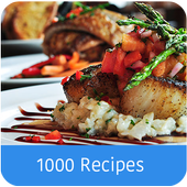 1000 Recipes icon
