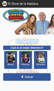El Show de la Mañana (Beta) apk screenshot