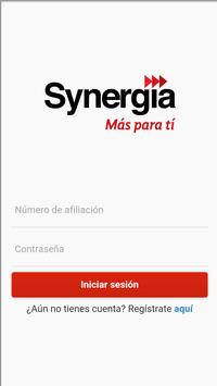 SYNERGIA poster