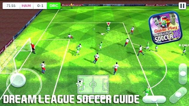 Guide Dream League Soccers2016 apk screenshot