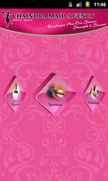 Chaindra Maid Agency apk screenshot