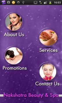 Nakshatra Beauty & SPA poster