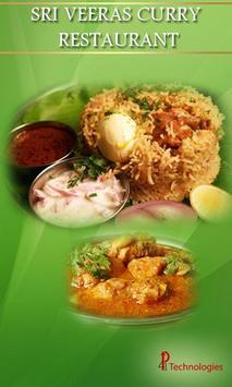 Sri Veeras Curry Restaurant poster