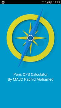 PANS OPS Calculator poster