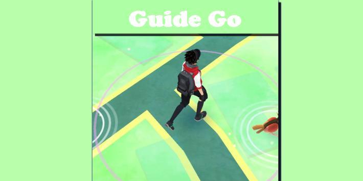 GuideGo for Pokemon Go poster